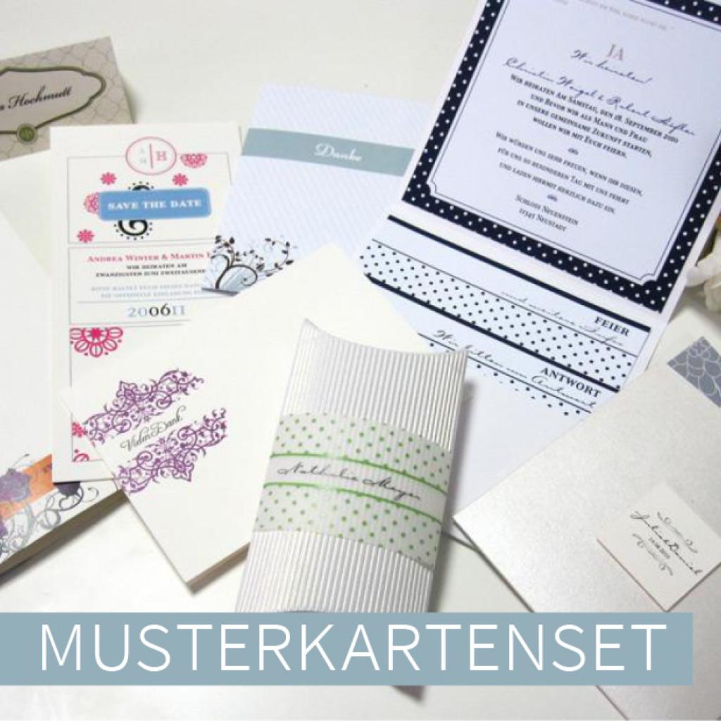 Musterkarten-Set
