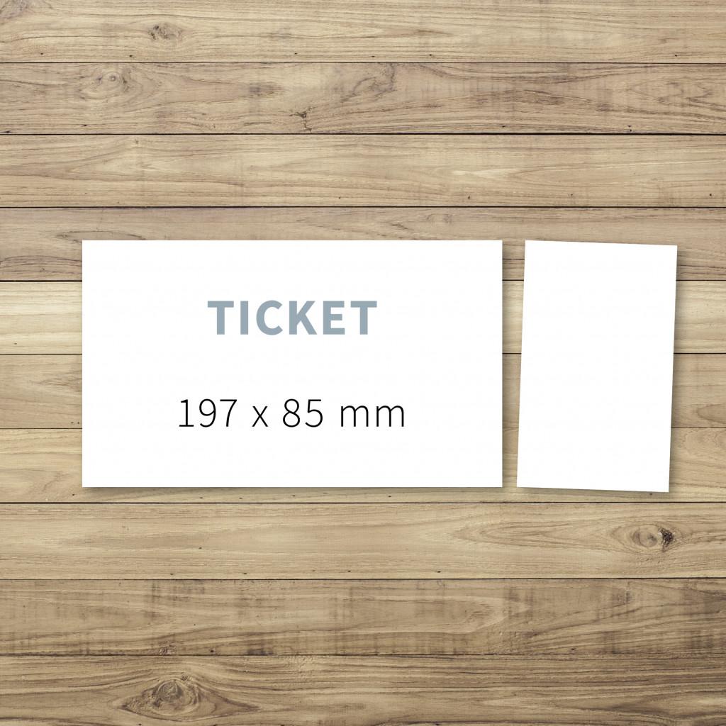 Tickets drucken