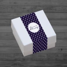 Gastgeschenk-Schachtel