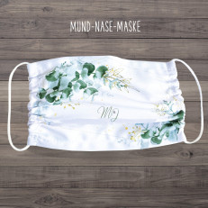 Mund-Nase-Maske Eucalyptus Frame