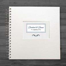 Gästebuch Variante mit Namen + Datum