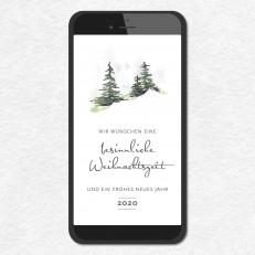 Weihnachts eCard
