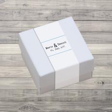 Mr. & Mrs. Typewriter - Geschenkschachtel