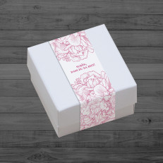 My Blossom - Geschenkschachtel