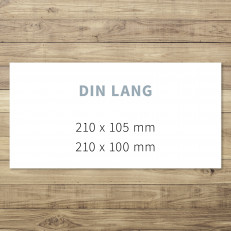Karten Din Lang