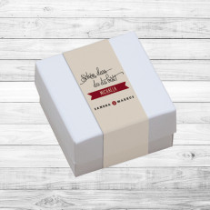 Rustical Kraftpaper - Geschenkschachtel