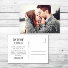 STD als Postkarte – farbig