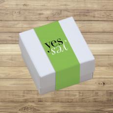Yes - Geschenkschachtel