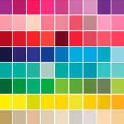 Wählen Sie aus über 160 Farben