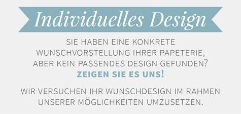 Individuelles Design