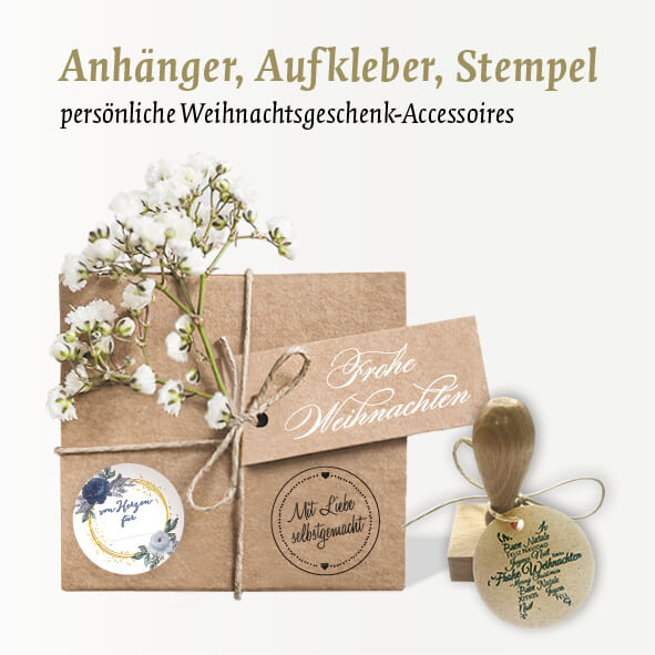 Weihnachtsaccessoires