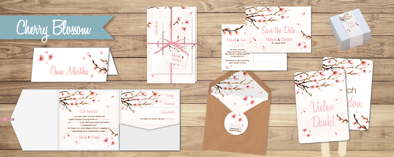 designserie cherry blossom