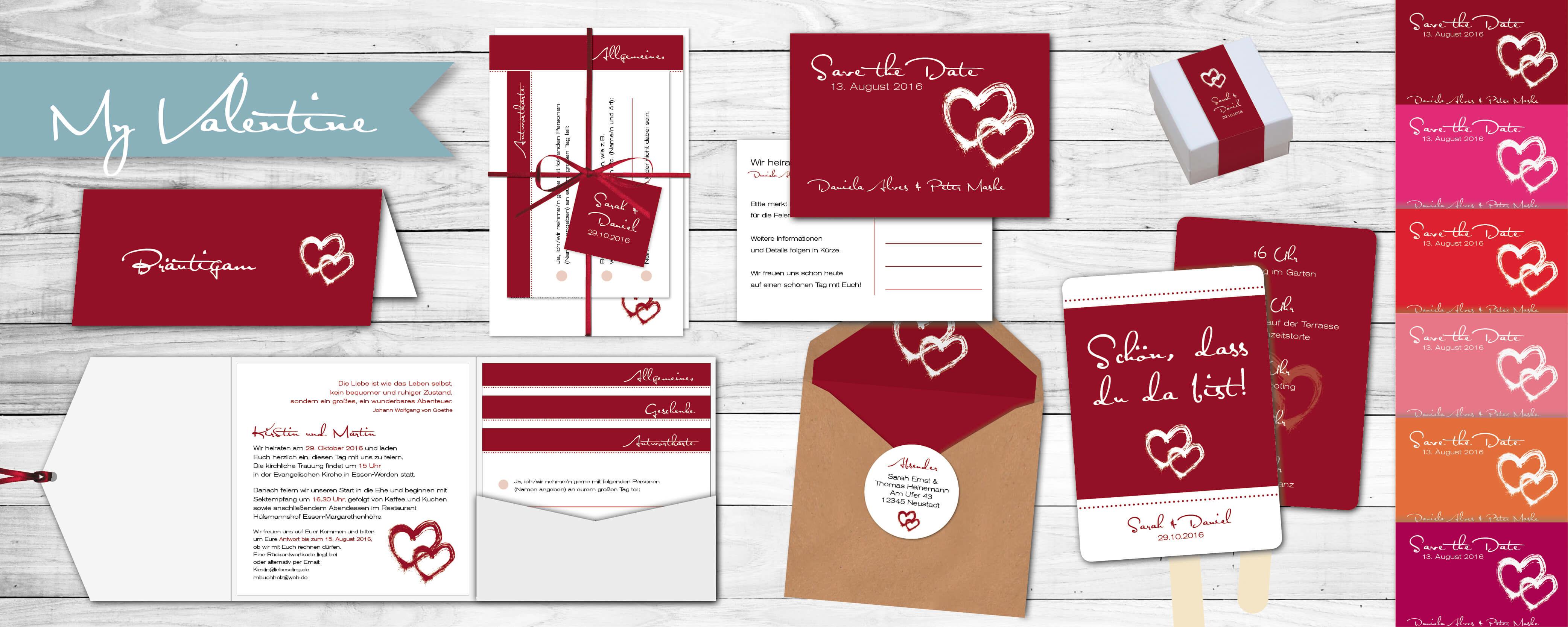 designserie my valentine